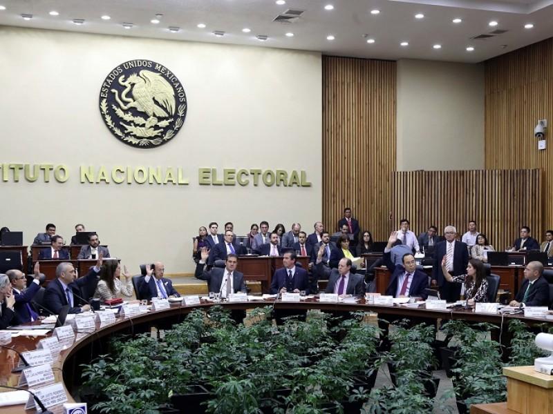 INE designa a 384 consejeros locales que organizarán elecciones 2021