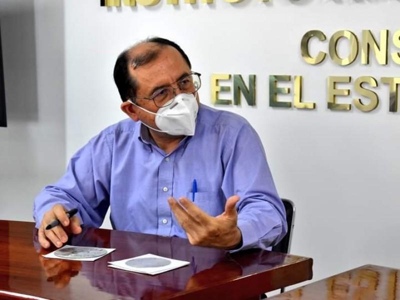 INE en espera de convocatoria de elecciones extraordinarias