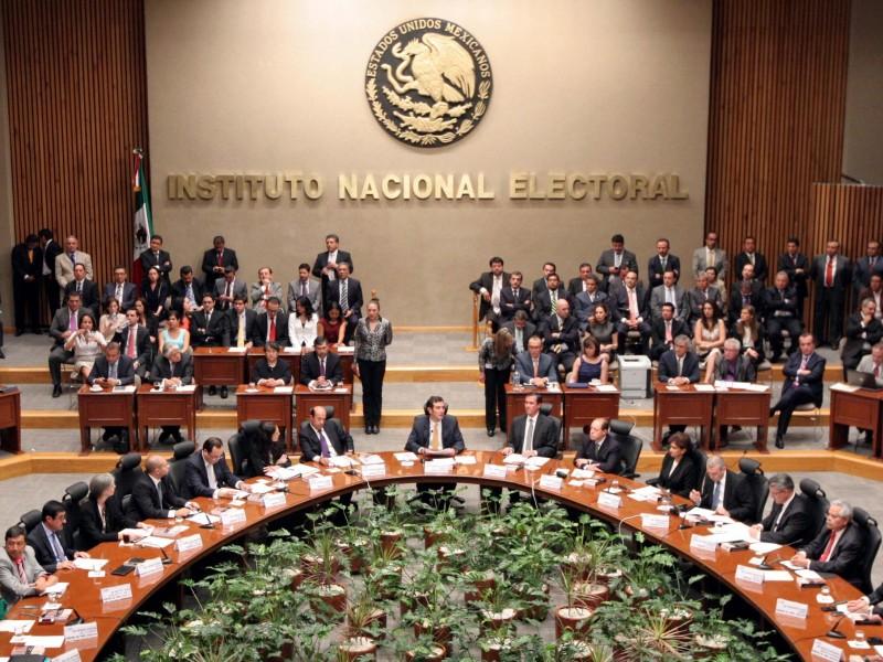 INE invita a ciudadanos a seguir segundo debate
