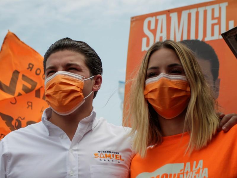 INE multa a Samuel García y Movimiento Ciudadano