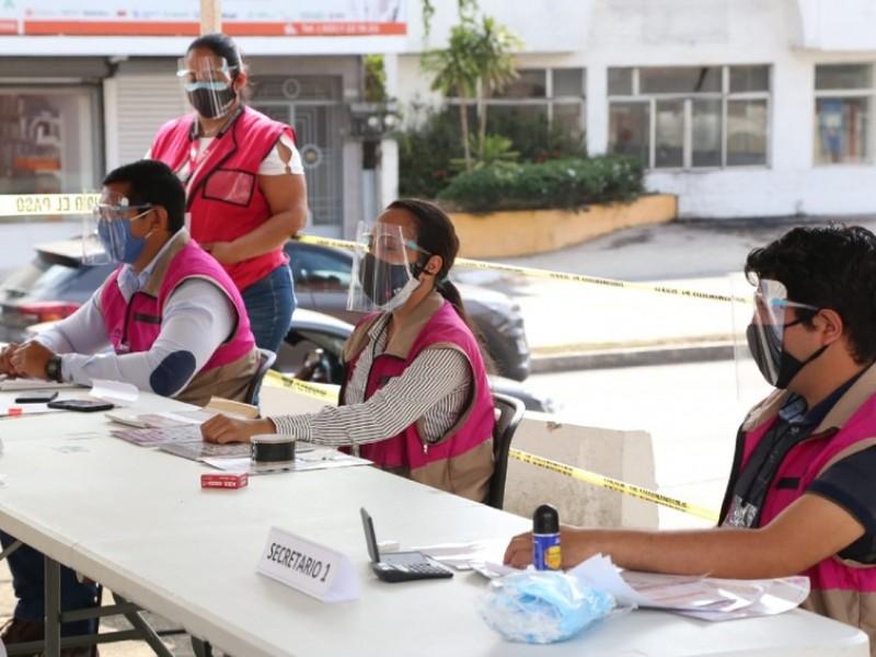 INE Nayarit pide a candidatos no declararse ganadores