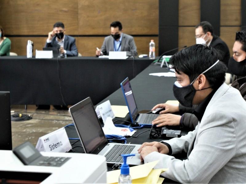 INE realiza Segundo Simulacro de Voto Electrónico