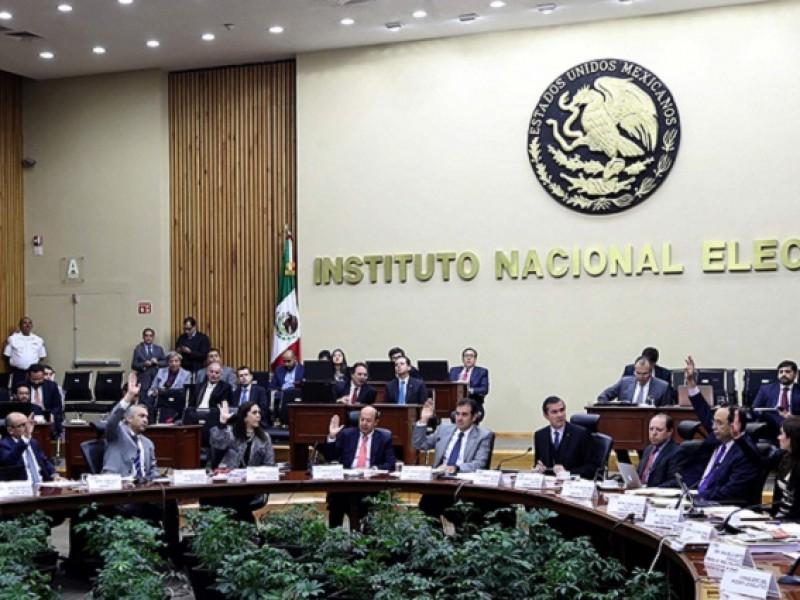 INE recuerda convocatoria para preguntas del tercer debate