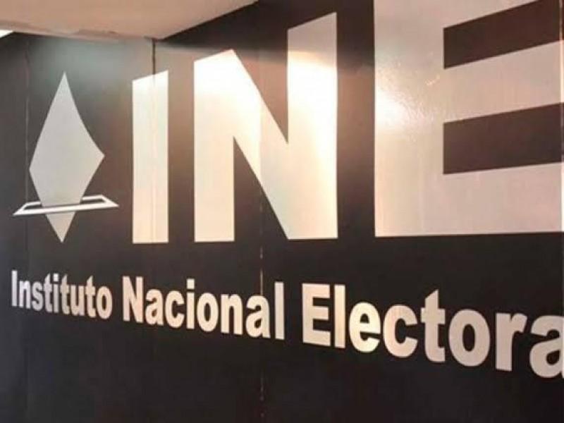 INE tiene déficit de 1,500 millones de pesos