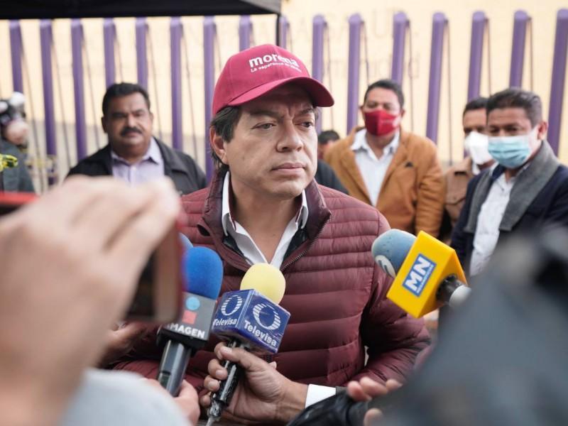 INE tiene hasta las 18:00hrs para resolver caso Félix Salgado