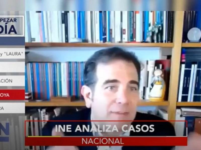 INE y FGR sostienen pláticas sobre caso Lozoya