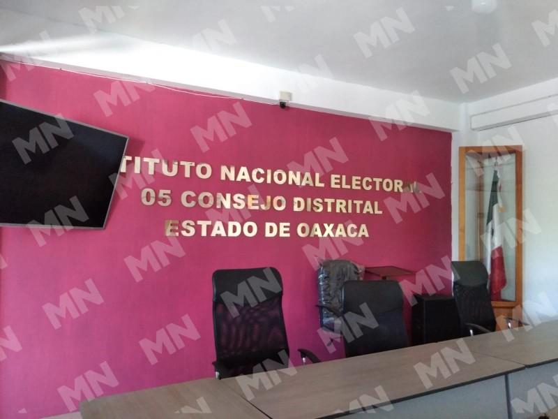 INE ya tiene plan y fechas para elecciones del 2022