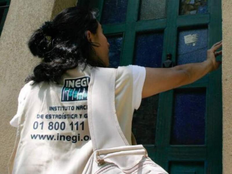 INEGI arrancará censo 2020