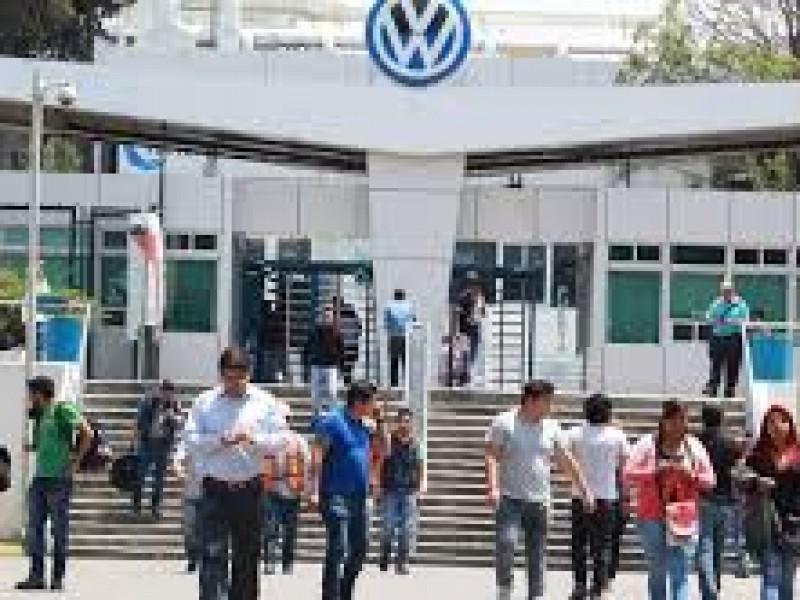 INEGI señala que Volkswagen si realizo producción en junio