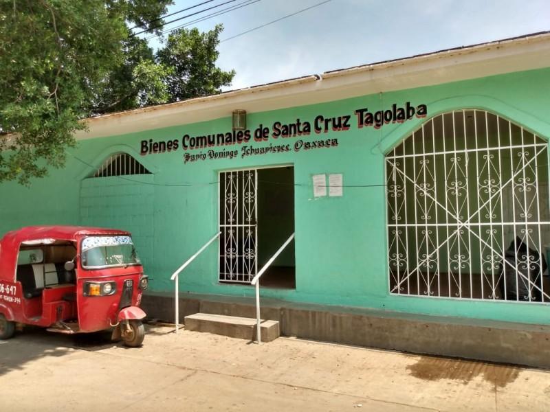 Inestabilidad en Bienes Comunales preocupa a sindicatos constructores de Tehuantepec