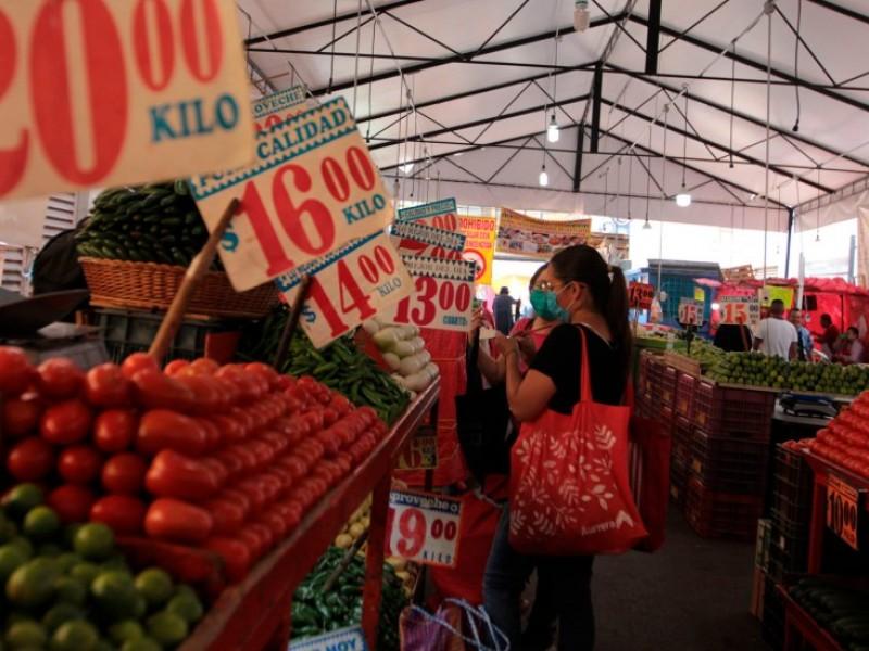 Inflación lleva 5 meses fuera de las estimaciones de Banxico