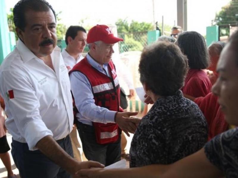 Infonavit apoyará a afectados por lluvias en Sinaloa