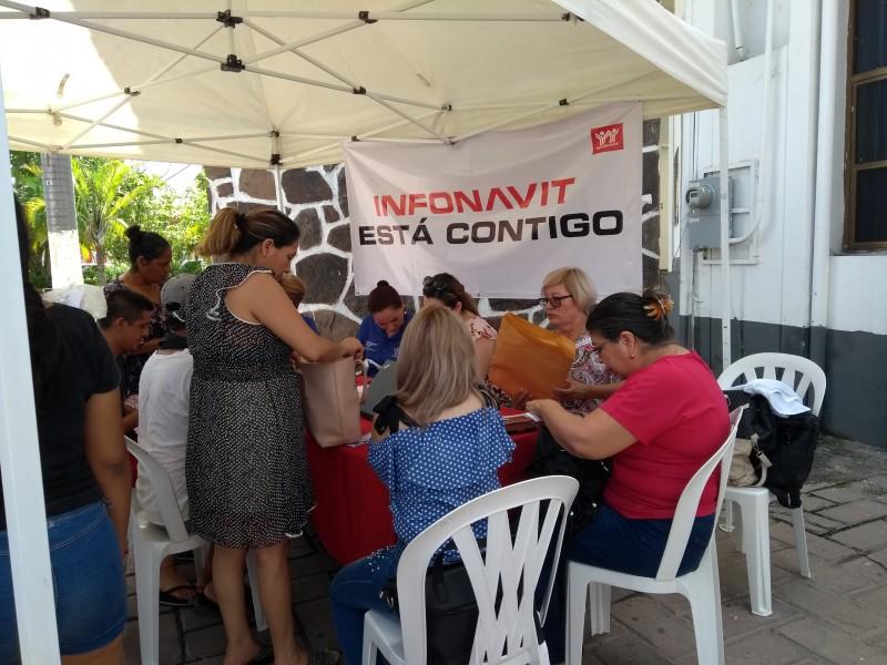 INFONAVIT garantiza apoyo a hogares dañados