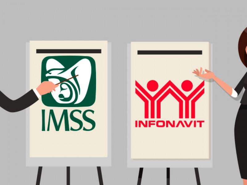 Infonavit-IMSS anuncian plan de devolución a derechohabientes