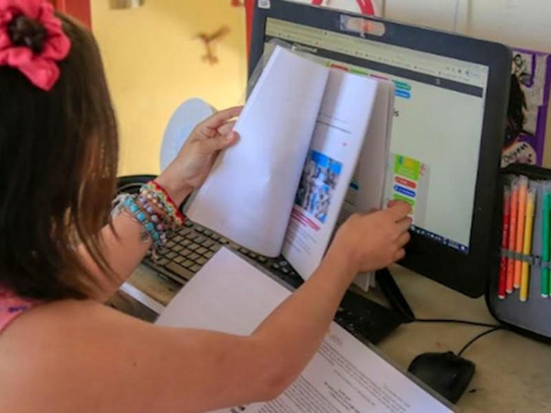 Informa SEP que 85% de estudiantes disfruta aprender en casa