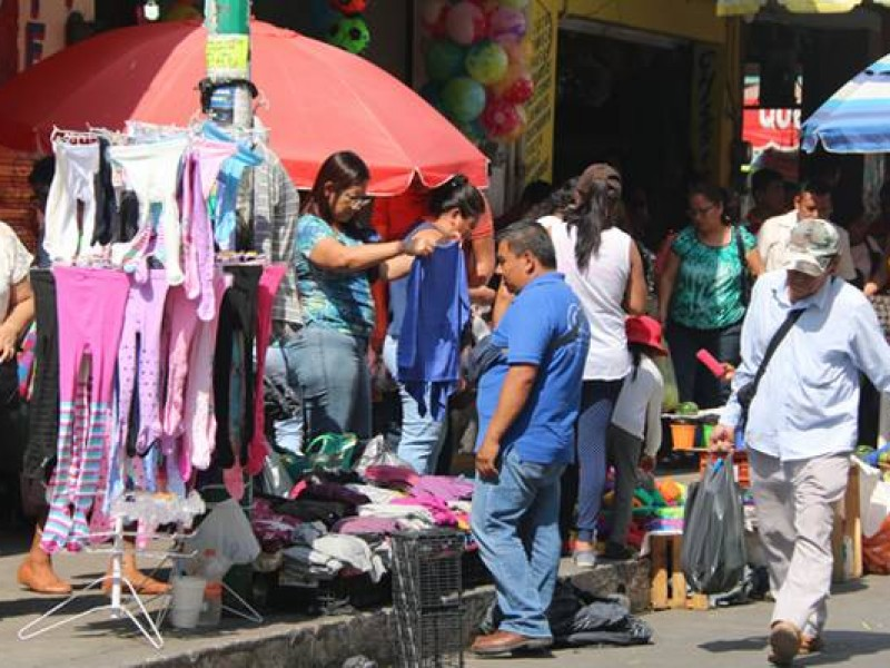 Informalidad al alza en Chiapas