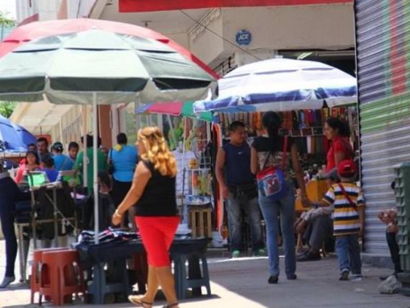 Informalidad gana terreno en Chiapas