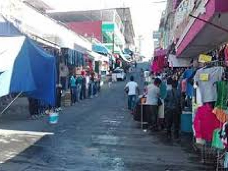 Informalidad inunda Tapachula