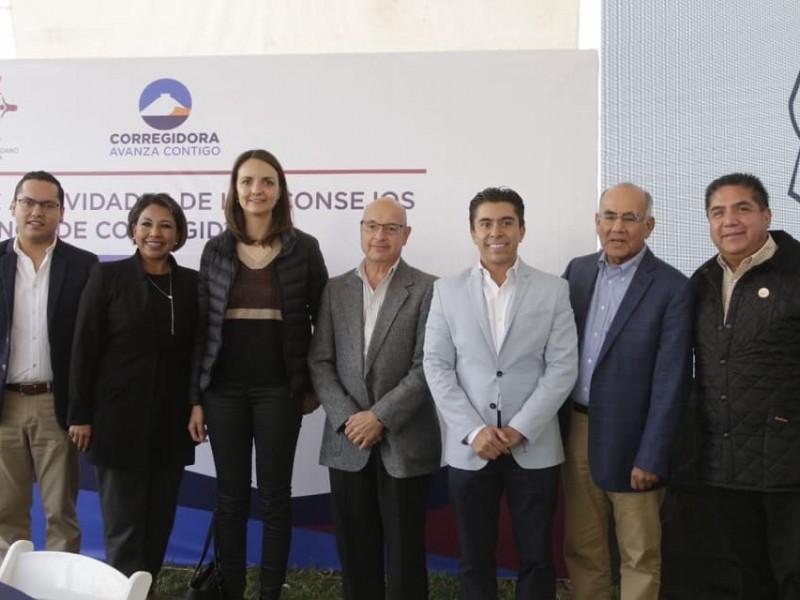 Informe consejos ciudadanos Corregidora