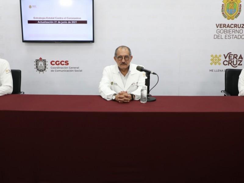 Informe covid-19 en Veracruz también será modificado