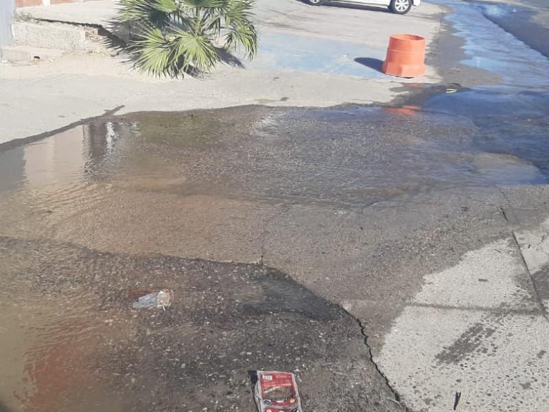 Infraestructura municipal causa molestia a vecinos de Guaymitas