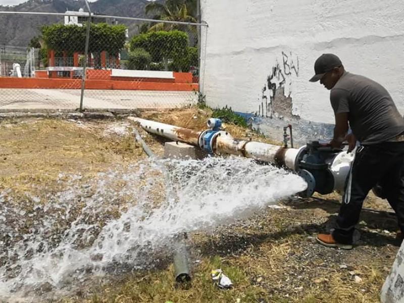 Infraestructura obsoleta dificulta distribución de agua en Tepic