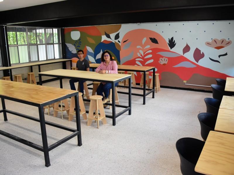 Ingeniería UAQ habilita área de trabajo para sus estudiantes