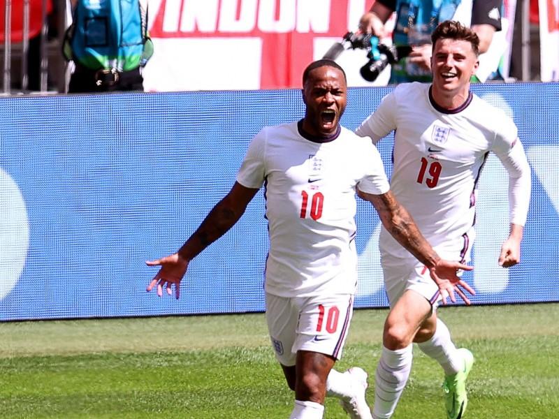 Inglaterra se impuso a Croacia en Wembley