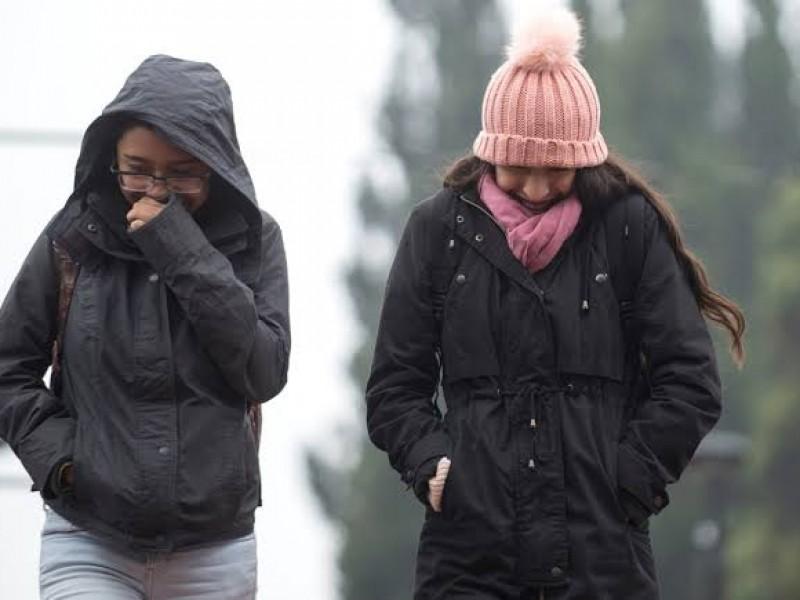 Ingresa frente frío 24 con cuarta tormenta invernal al Estado