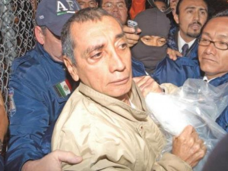 Ingresan a Mario Villanueva a Penal de Chetumal