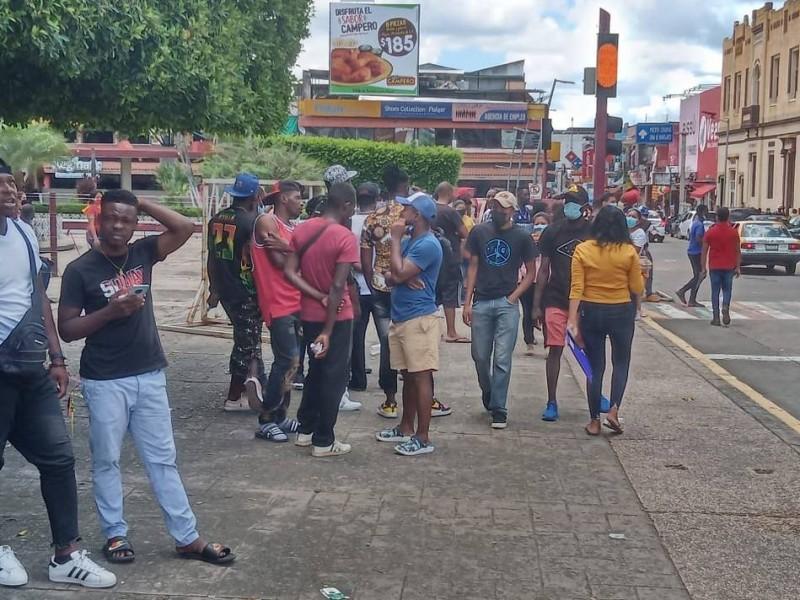 Inhibe migración derrama económica en región Costa y Soconusco
