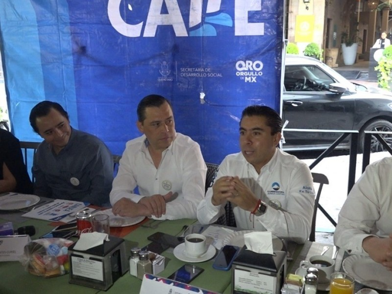 Inicia campaña ''Destapa tu Causa'' en Querétaro