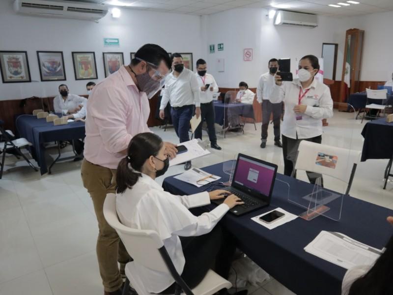 Inicia Chiapas registro de candidaturas para elecciones 2021