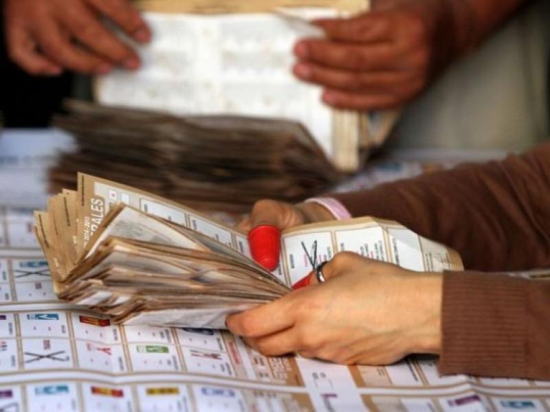 Inicia cómputo oficial de votos