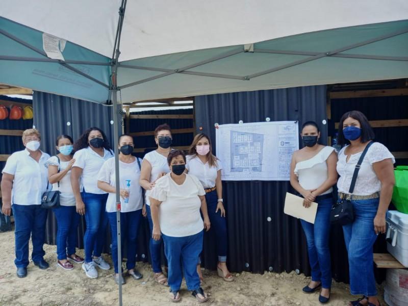 Inicia construcción de CENDI en Tuxpan