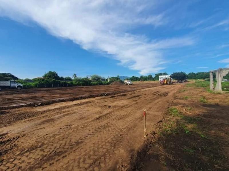 Inicia construcción de la universidad Vizcaya en Tehuantepec