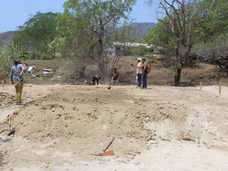 Inicia construcción de sucursal del Banco del Bienestar en Huamelula