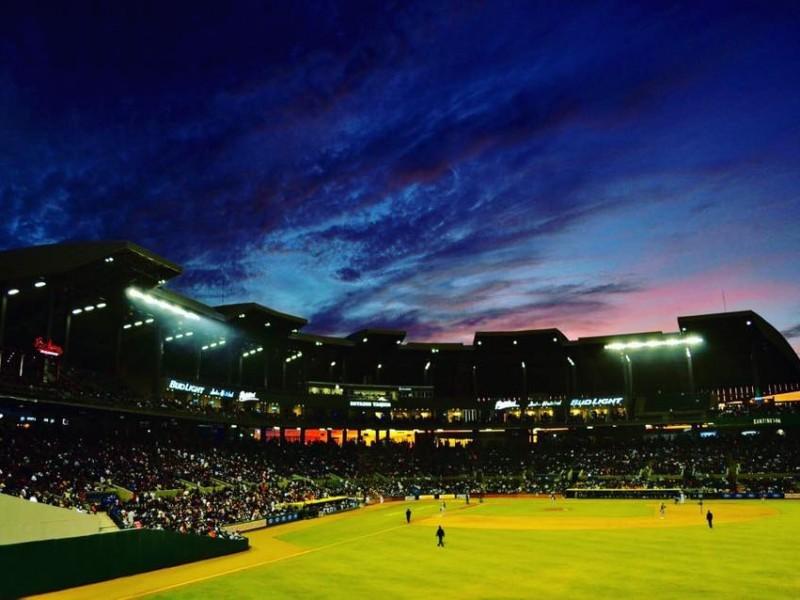 Inicia el mejor beisbol :   LMP