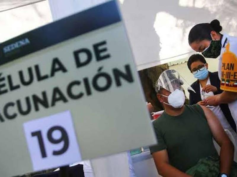 Inicia este martes vacunación a maestros de Sonora