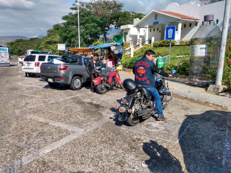 Inicia éxodo de vacacionistas en Chiapas