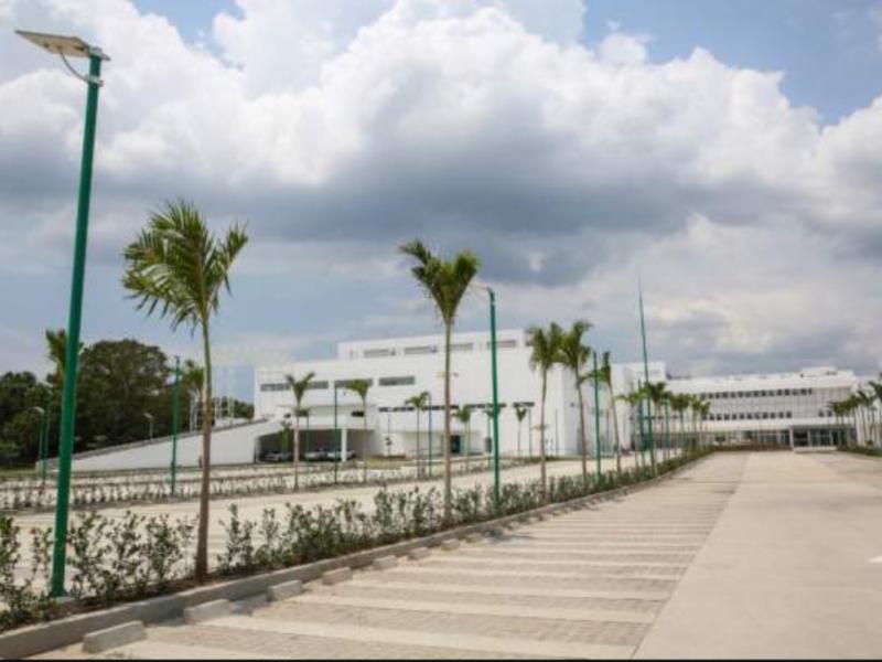 Inicia funcionamiento de nuevo hospital en Tapachula