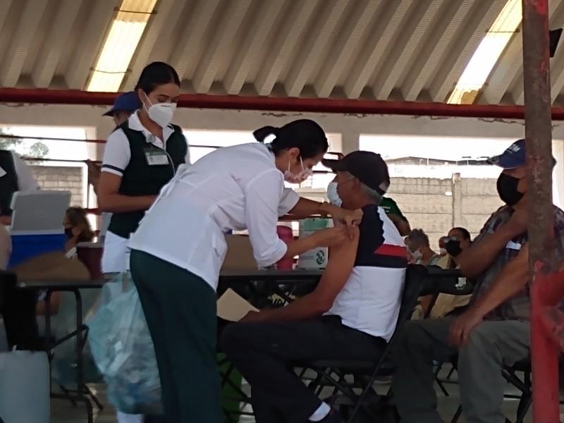 Inicia jornada de vacunación en Tepic
