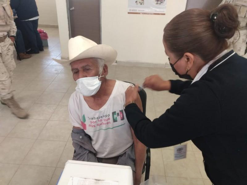 Inicia la Campaña de Vacunación contra el COVID-19 en Navojoa