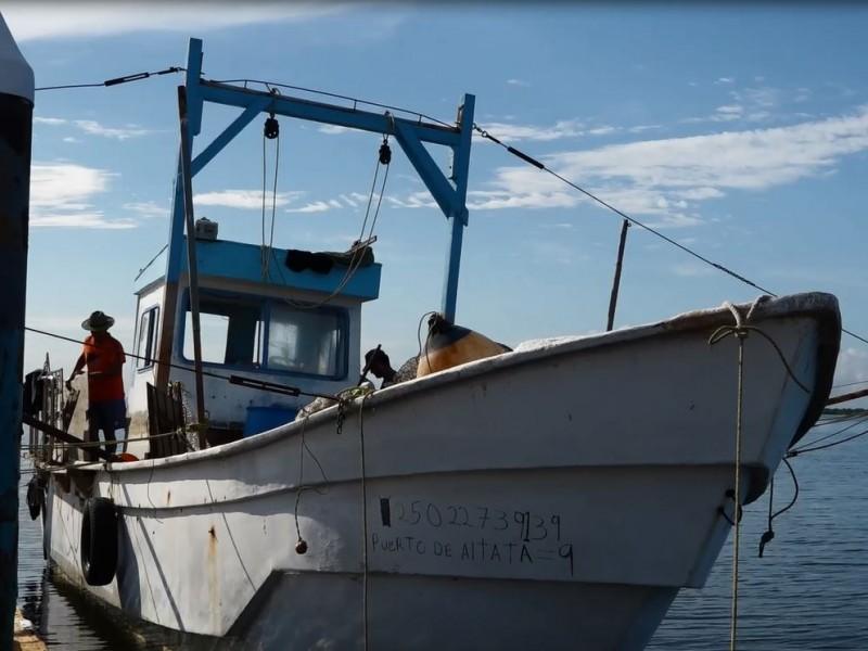 Inicia la Pesca de Camarón en altamar