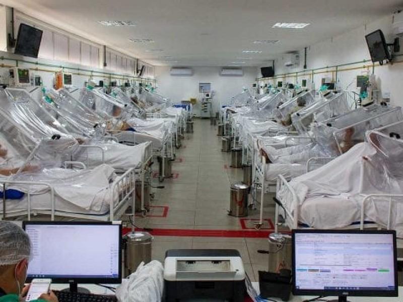 Inicia la semana con 848 nuevos contagios COVID en Puebla