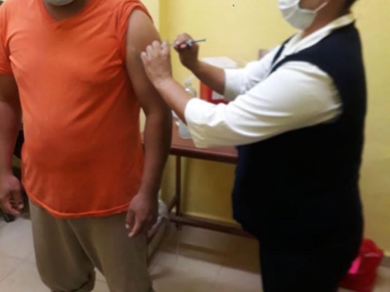 Inicia la vacunación en los CERESOS de Sonora