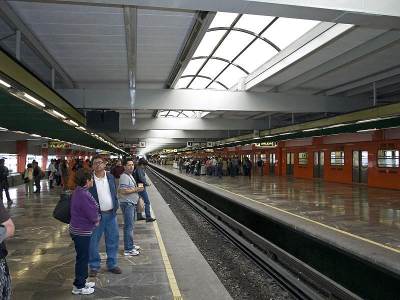 Inicia mantenimiento en el Metro