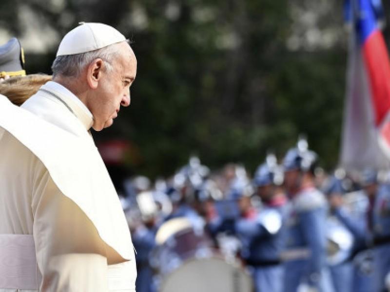 Inicia Papa Francisco reuniones con victimas de abuso