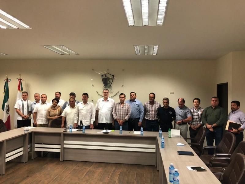 Inicia Proceso Entrega-Recepción en Ayuntamiento de Ahome