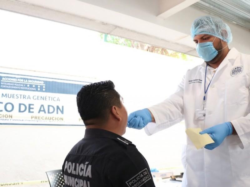 Inicia registro Banco de ADN en Querétaro